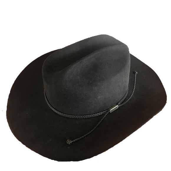 b0164ffe Stetson Accessories | Hat 4x Beaver Felt Cowboy Hat | Poshmark
